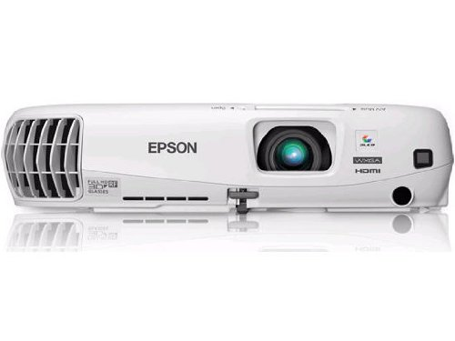 Epson POWERLITE W16 3000 Lumens WXGA LCD Projector (Display Lcd Active Matrix)
