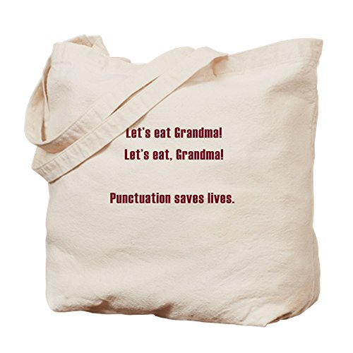 Canvas Natural Cloth Shopping Bag Grandma Lets Tote CafePress Bag Eat xt4R1I
