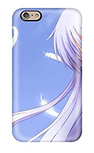 AkQGkQI2912JBNLF Anime Angel Beats Fashion Tpu 6 Case Cover For Iphone