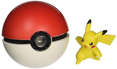 TOMY Pokemon Lights and Sounds Poke Ball Toy