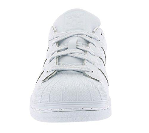 adidas Superstar - Zapatillas de deporte Unisex Niños Grau
