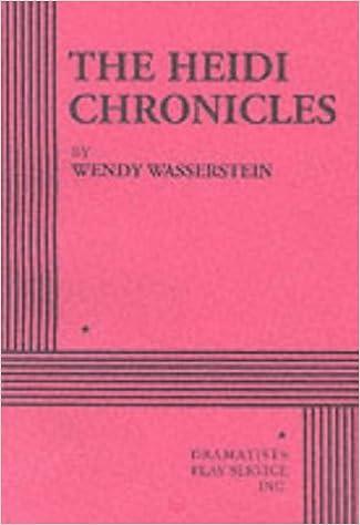 heidi chronicles script