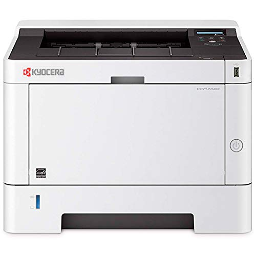 Kyocera Klimaschutz-System Ecosys P2040dn Laserdrucker: Schwarz-Weiß, Duplex-Einheit, 40 Seiten pro Minute. Inkl. Mobile…