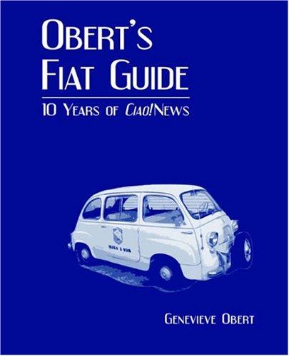 Obert's Fiat Guide pdf