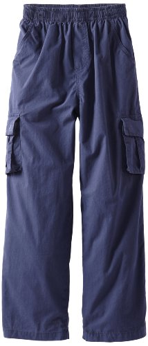 Wes Boys Pants And Willy (Wes & Willy Little Boys' Cargo Pants, Patriot Navy, 5)