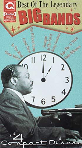 Best Of The Legendary Big Bands Featuring Glenn Miller,Count Basie, Benny Goodman, Duke Ellington (48 Titles)