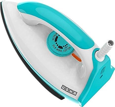 Usha EI 3602 1000-Watt Dry Iron (Icy Blue)