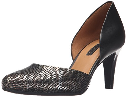 Ecco Alicante Dame Pumps Mehrfarbig (sort-multimetalliske / Sort 59.646) 98wVpNl