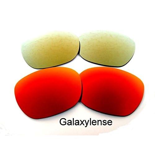 86b4aa06fd Outlet Galaxylense Lentes de reemplazo para Oakley Garage Rock para hombre  o mujer