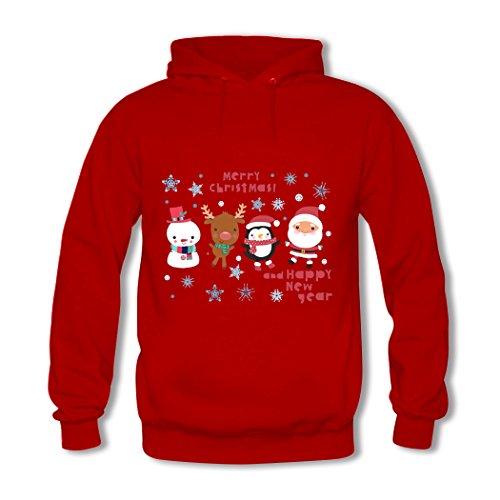 Merry Christmas Kids Hoodie - 5