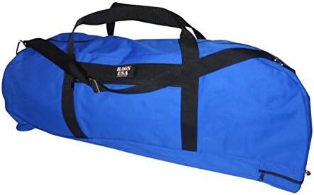 ジャンボ野球ソフトボールバッグ、機器バッグ、バッグwith内ポケットMade in U。S。A。