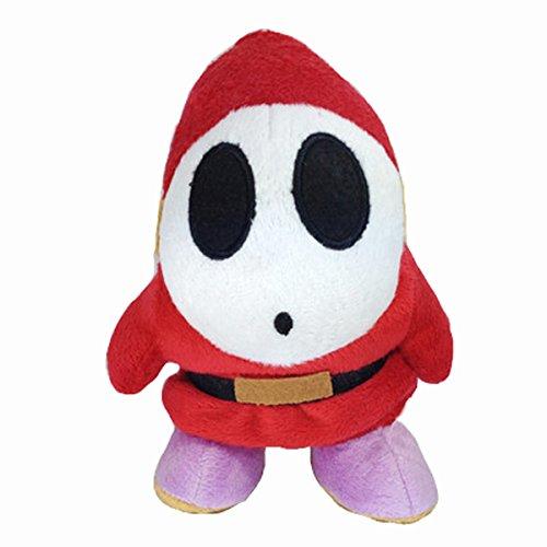 Super Mario Bros. 2 Character Shy Guy Plush Soft Toy Treehouse member Stuffed Animal 6