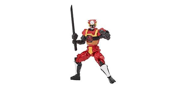 Power Rangers Super Ninja Steel Action Hero Figure, Lion ...
