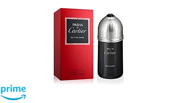 Cartier - Pasha Edition Noire, Eau De Toilette, 100ml: Amazon.es: Belleza