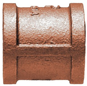 Midland Metals Mfg., Co. 44417 1-1/2 BRZ PIPE COUPLING (Bronze Coupling)