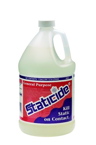 ACL Staticide 2001 General Purpose Topical Anti-Stat, 1 Gallon Bottle Refill -