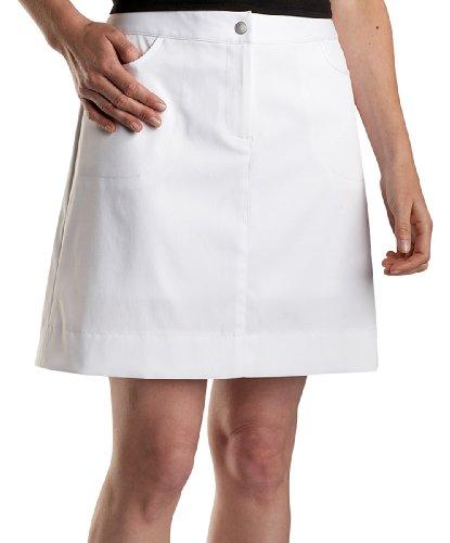 - Cutter & Buck Women's Core Tech Skort, White, 4