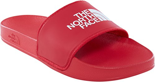 The North Face Base Camp Slide II - Sandalias Hombre - Rojo Talla del Calzado US 7 | EU 39 2018