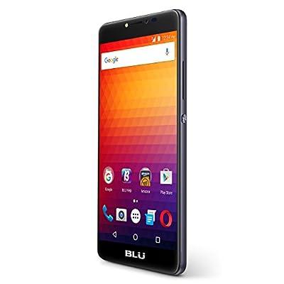 BLU R1 Plus - 4G LTE Unlocked Smartphone - 32GB + 3GB RAM -Black