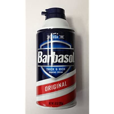 Home & Tools Barbasol Shaving Cream Can Diversion Safe Colors/Types May Vary Model: DS-Barbasol Kitchen : Garden & Outdoor