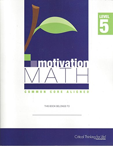 Motivation Math Level 5