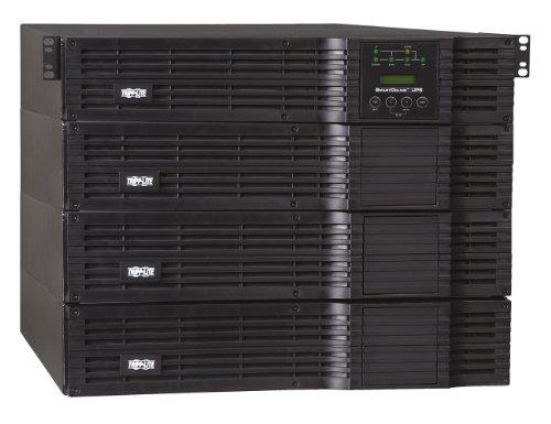 Tripp Lite SU16000RT4U 16000VA 11200W UPS Smart Online Rackmount 16kVA PDU 208/240/120V, 13 Outlets