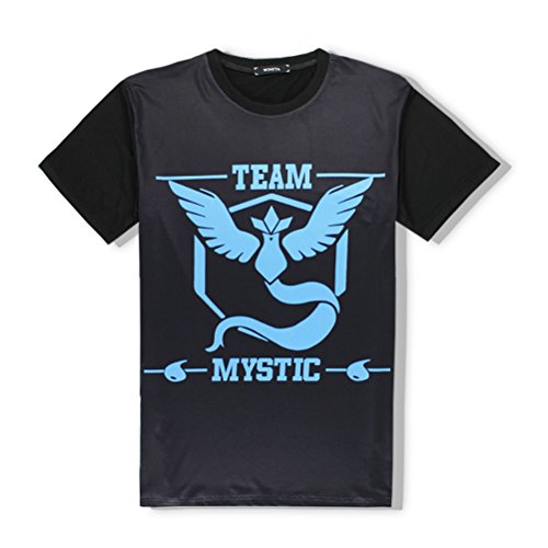 Driver Short Sleeve Pique Shirt (Mens and Womens Stylish Casual Design 3d Printed Short Sleeve T Shirts Tees team blue-XL)