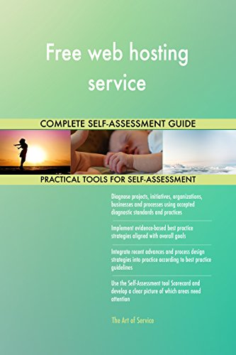 Free web hosting service Toolkit: best-practice templates, step-by-step work plans and maturity diagnostics
