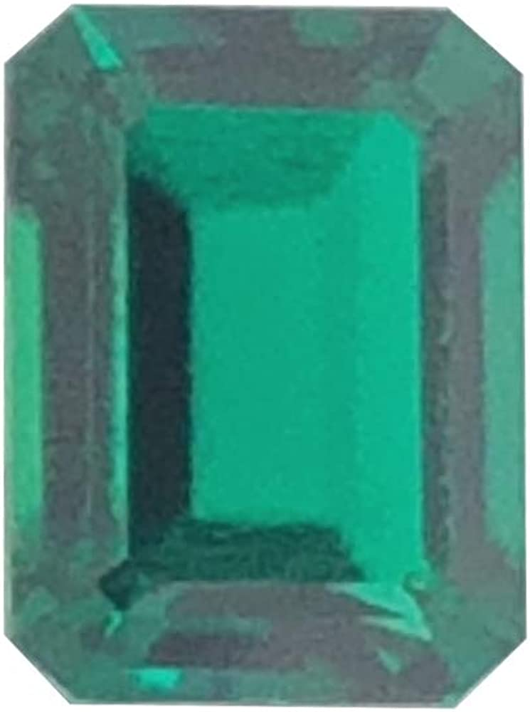 Russian Emerald Oval Shape Loose Gemstone 3.90 Carat 12x8x5 mm Ring Size Loose Gemstone Natural Emerald Gemstone
