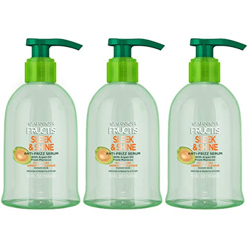 Garnier Fructis Anti Frizz Frizzy Unmanageable