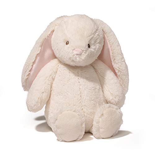 "(Baby GUND Thistle Bunny Stuffed Animal Plush, Cream, 13"")"