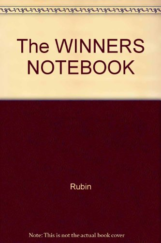 The WINNERS NOTEBOOK