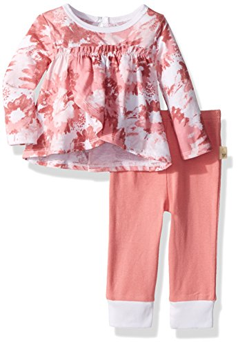 - Top and Pant Set, Tunic and Legging Bundle, 100% Organic Cotton