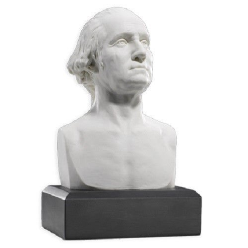Great Americans George Washington Bust - Founding Father Collection