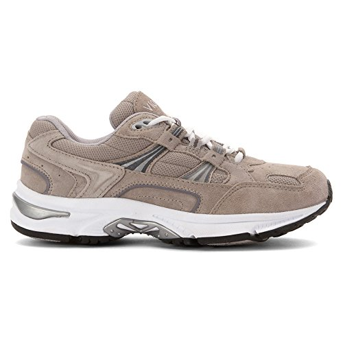 Vionic Mens Orthaheel Technology Grey Walker - 12 D(M) US