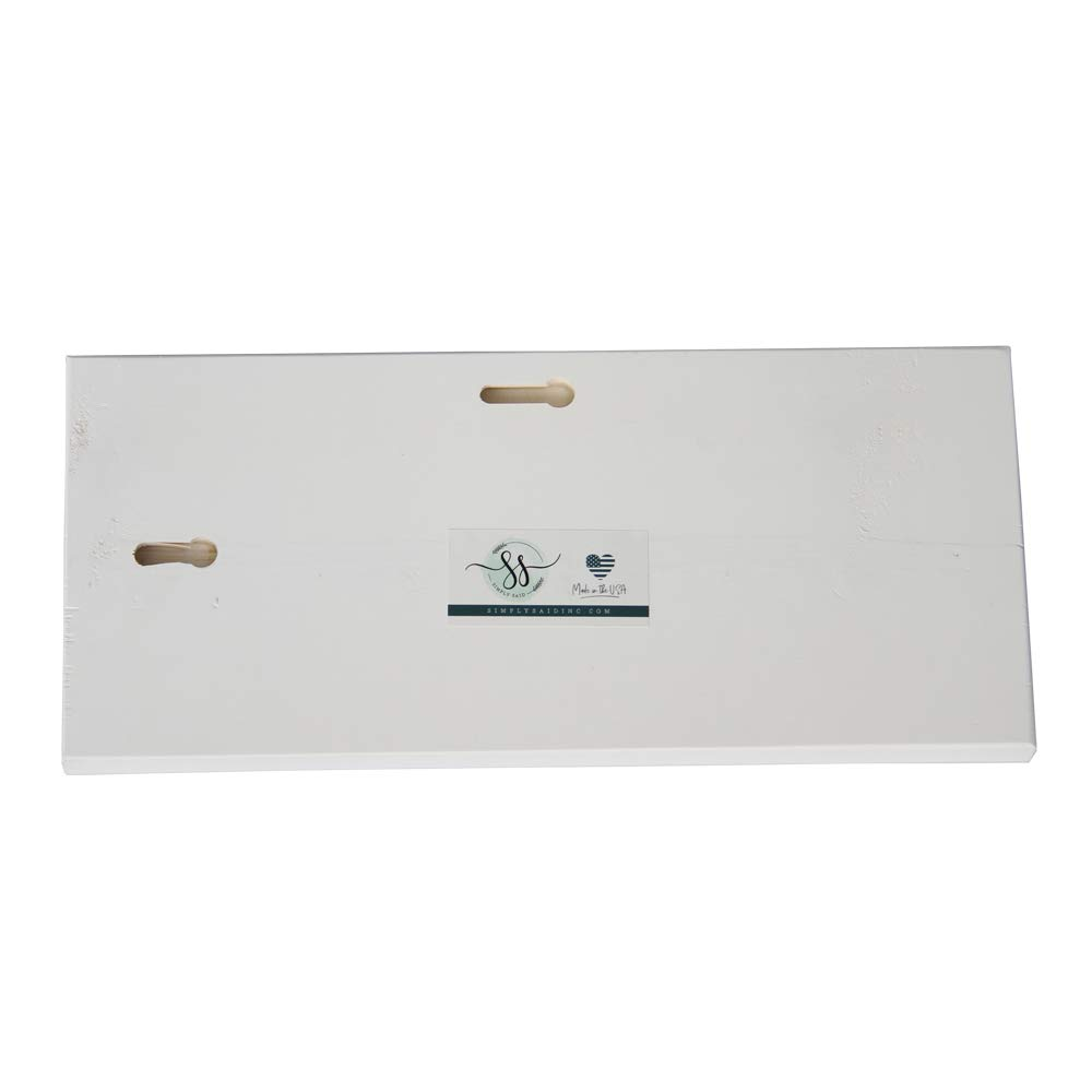 INC Inspire Boards 12 x 5.5 Sign Simply Said Give Thanks