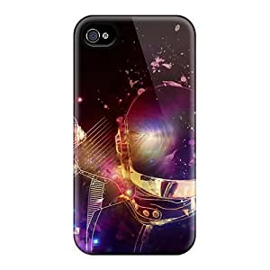 Iphone 4/4s Case Cover Daft Punk Case - Eco-friendly Packaging