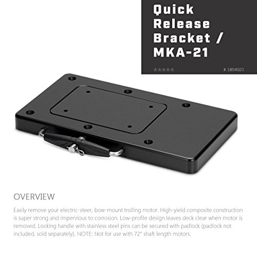 MKA-21 PowerDrive Composite Quick Release Bracket from Minn Kota