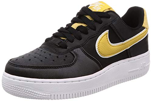 001 Black Chaussures WMNS Multicolore Force Gold '07 Femme Air Fitness de NIKE Se 1 Wheat wBxY6qHq