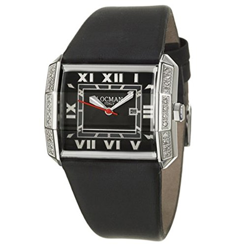 Case scratch: Locman Glamour Otto Women's Quartz Watch 232BK