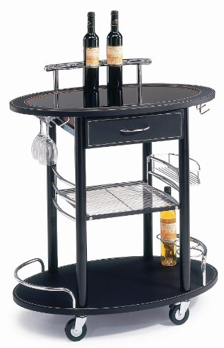 Kitchen Island Party Cart Kitchen Furniture on Wheels. These Kitchen Islands Make Convenient Beverage Carts and Food Server Portable Tables for Entertaining. Use Versatile Modern Push Carts for Added Storage Space or Take the Party Outside.