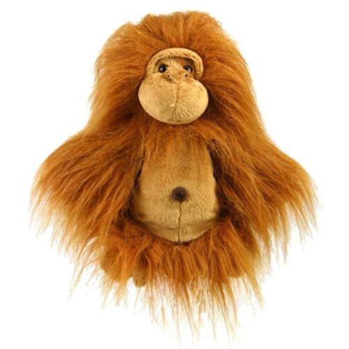Korimco Orangutan Full Body Hand Puppet Soft Plush Toy 11