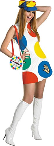 Sassy Twister Deluxe Costume - Large - Dress Size 12-14