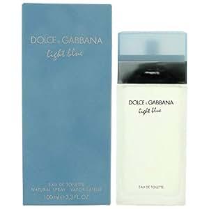 Amazon.com : Dolce and Gabbana Light Blue Eau de Toilette