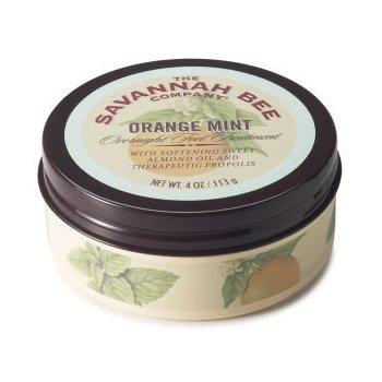 The Savannah Bee Company Orange Mint Overnight Foot Care Treatment