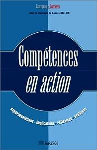 Compétences en action par Sandra Enlart Bellier