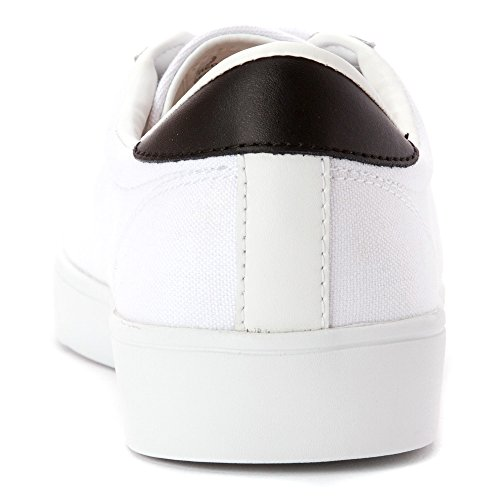 Fred Perry Spencer Canvas White 42 OhOTVs3XGI