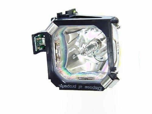 Epson ELPLP14 Replacement Lamp for PowerLite 505C, 703C, 715C