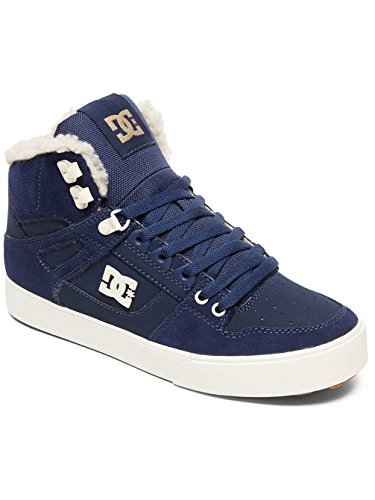 Homme Skateboard Dc Top Bleu De Chaussures Shoes Pure Winter High Wc Oqxz8nOw