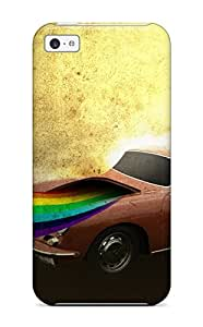 Retro Case Compatible With for iphone 5/5S/ Hot Protection Case